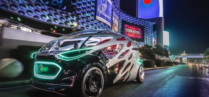 VISION mobility live von der CES 2019: Deutsche Überraschungen