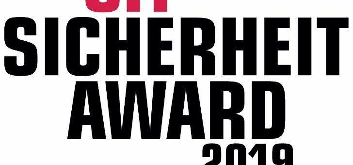 Leuze electronic gewinnt den GIT SICHERHEIT AWARD 2019