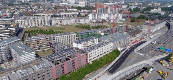 Pionierareal Erlenmatt Ost vom Bundesamt für Energie mit Watt d'Or ausgezeichnet!