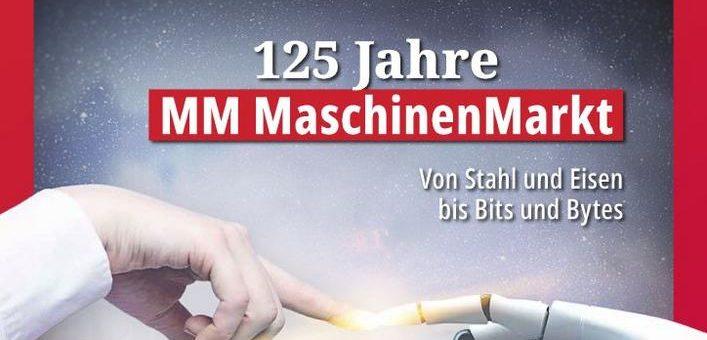 """VOGEL feiert 125 Jahre """"MM Maschinenmarkt"""""""