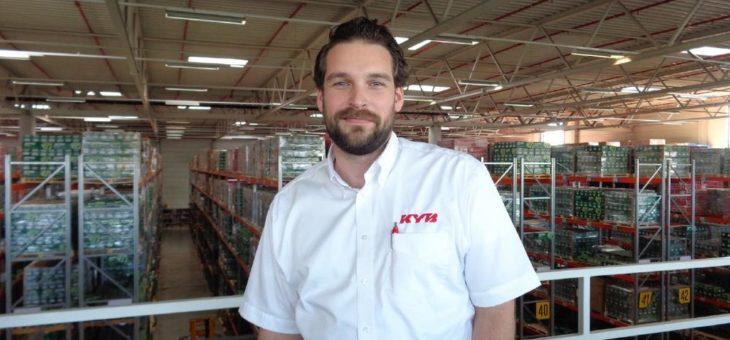 KYB Europe: Schlagfertige Technik für Profis