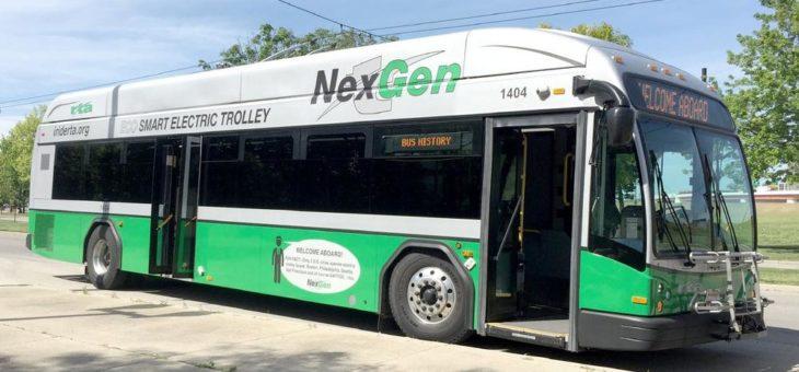 Dayton/Ohio: Kiepe Electric rüstet weitere 15 Elektrobusse mit In Motion Charging-Technologie (IMC) aus