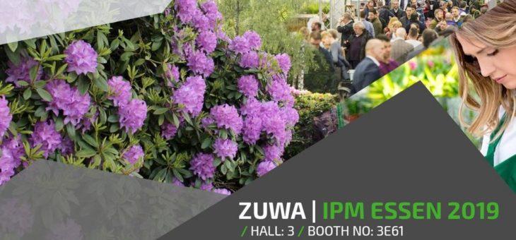 ZUWA | IPM Essen 2019