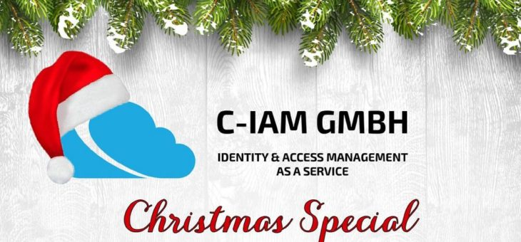 Christmas Special: Identity and Access Management für Mittelständler 6 Monate kostenlos