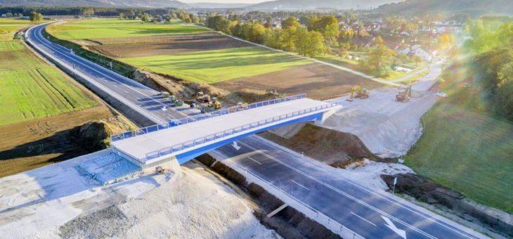 Segmentbrücke der Firmengruppe Max Bögl ist der Gewinner des Ingenieurpreises 2019