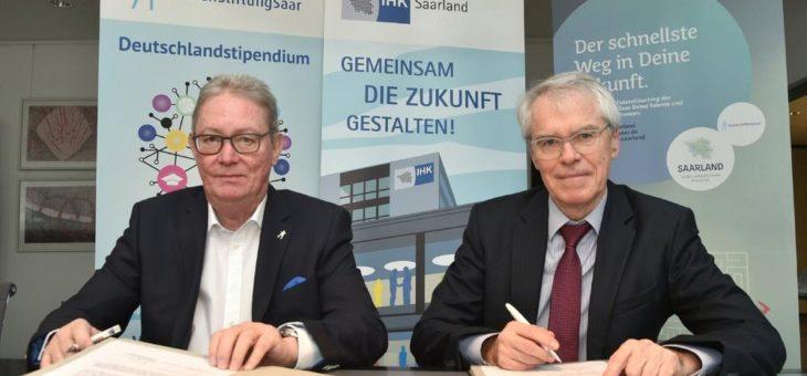 Talente entdecken, fördern und ihnen Perspektiven im Saarland bieten