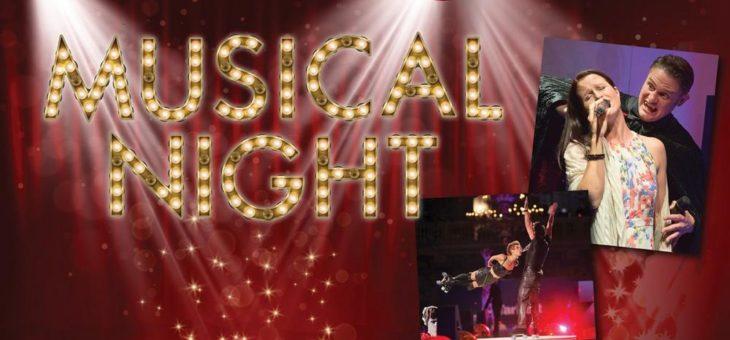 Musical-Night: Bühne frei für große Momente