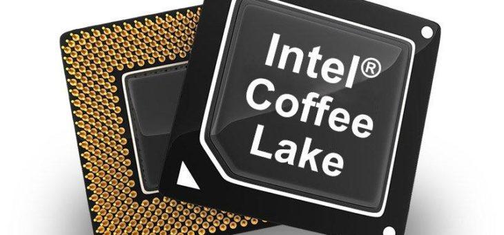 Coffee Lake Serie – Industrie PCs der achten Generation