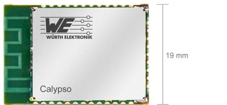 Wi-Fi-zertifiziertes Modul für sichere industrielle IoT-Lösungen