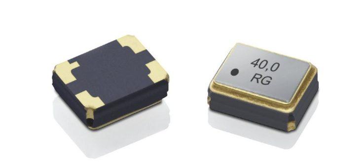 Weitere Miniaturisierung im Bereich VCTCXO gelungen