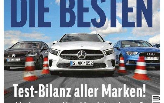 Mercedes GLB kommt auch mit Elektroantrieb
