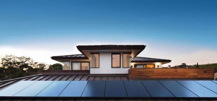 Eigener Strom mit den besten Komponeneten von SunPower und Siemens