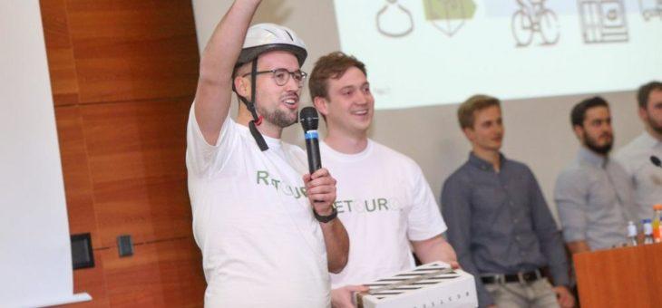 Hochschule Aalen top im Gründungsradar 2018