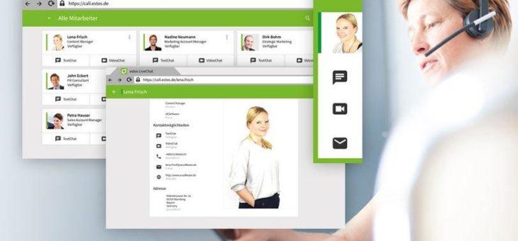 CCW Berlin: estos präsentiert die Vorteile innovativer Webseitenkommunikation an Stand A22 in Halle 2