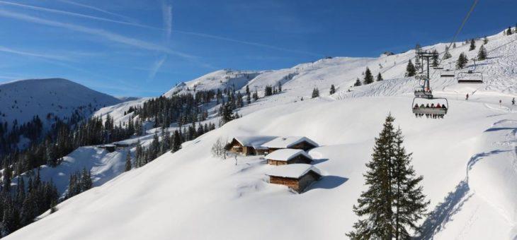 Carven, bis die Kanten glühen: Die Wildschönau bietet Ski-Spaß und Gemütlichkeit bis in den April