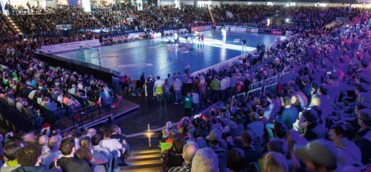 HC Erlangen: Letztes Testspiel vor der Rückrunde gegen den EHV Aue