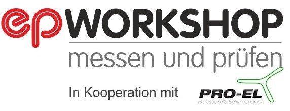 """Neu auf der Fachmesse ELEKTROTECHNIK Dortmund: epWORKSHOP """"messen und prüfen"""""""