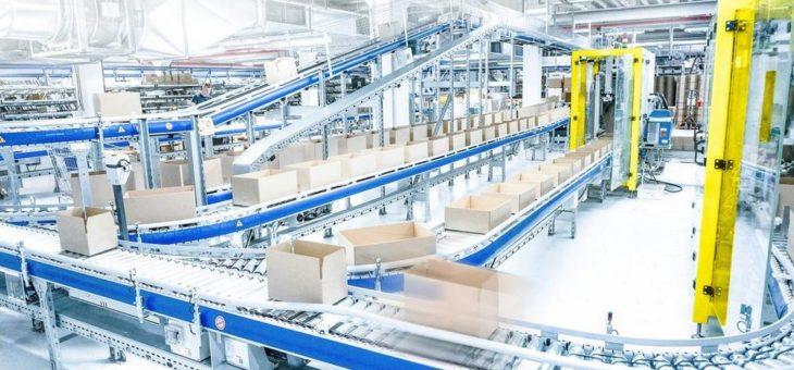 Nachhaltige Logistiklösung für schnellere Auftragsabwicklung