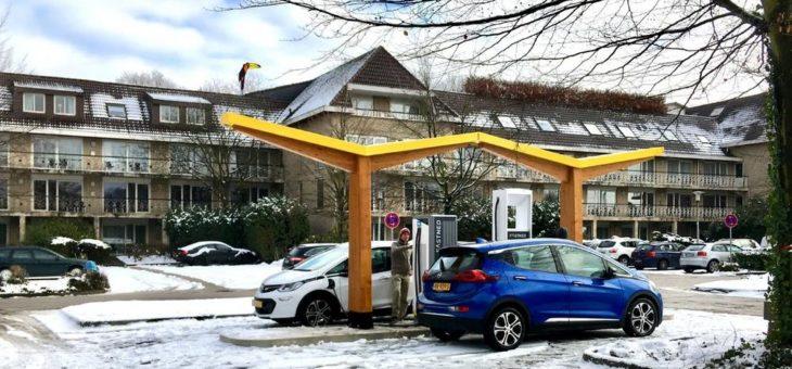 Fastned eröffnet erste Schnellladestation bei Van der Valk Hotel in Gladbeck