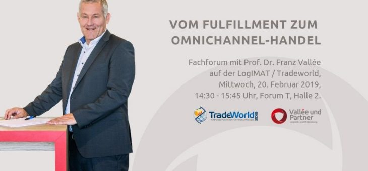 Vom Fulfillment zum Omnichannel Handel