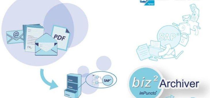 inPuncto Archivierungssoftware für SAP erhielt ein Update