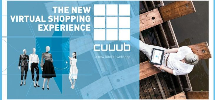 Der 3D-Webshop CUUUB® will das Online-Shopping revolutionieren