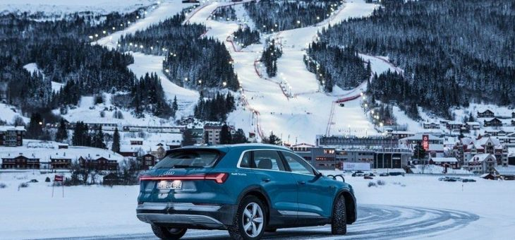 Der Pirelli Ice Zero 2 Spikereifen debütiert während der Ski-Weltmeisterschaft in Schweden auf Eis
