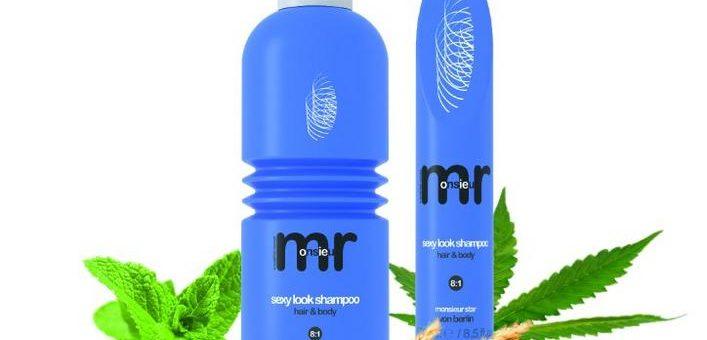 sexy look shampoo hair & body for men