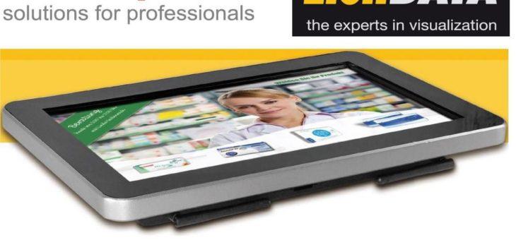 Digital Signage in Hotels. Itworx-pro GmbH platziert Digital Signage Signboards von LionDATA bei einer weiteren internationalen Hotelkette