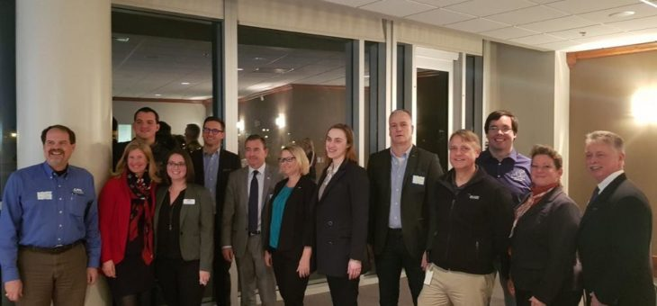 """UAS7 Karriere- und Ausbildungs-Projekt """"Employability (made) in Germany"""" mit der Hochschule Bremen in Alabama"""