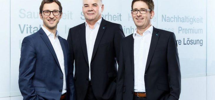 Wachstum braucht Veränderung / Meiko strukturiert sich für den deutschen Markt neu