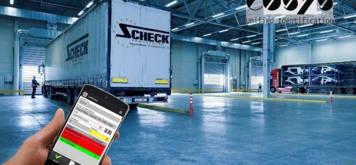 Effizienter Transport im Paket Management