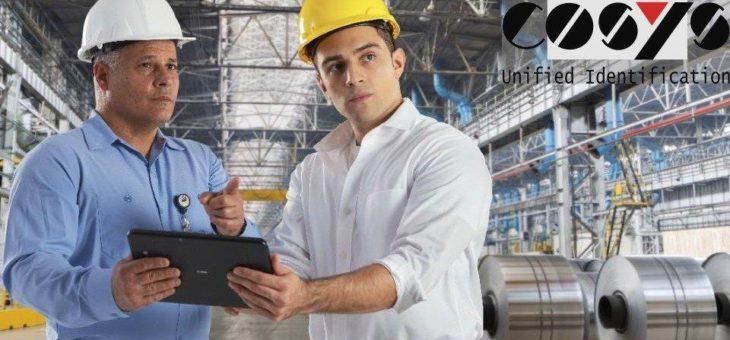 Produktionsfluss und Produktionsprozesse mittels Barcodes erfassen