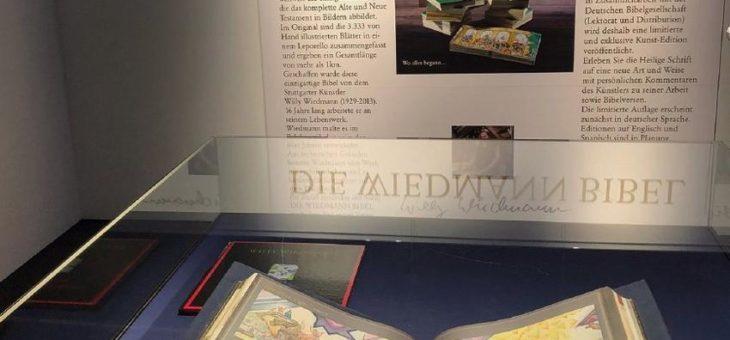 Ein goldener Schatz für das Gutenberg-Museum