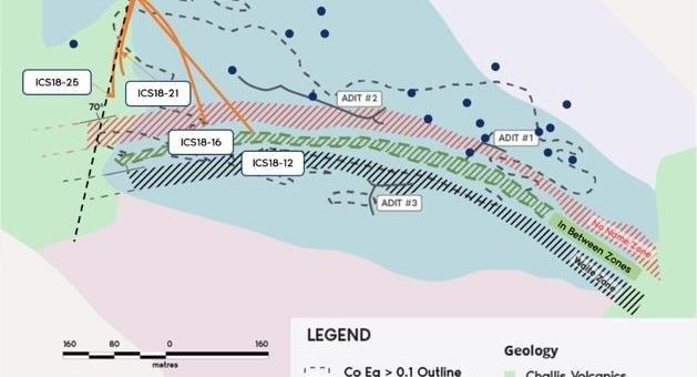 First Cobalt vergrößert Mineralisierung auf Iron Creek und durchteuft hochgradiges Kupfer