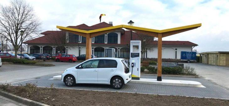 Fastned öffnet Schnellladestation an Van der Valk Hotel Melle-Osnabrück