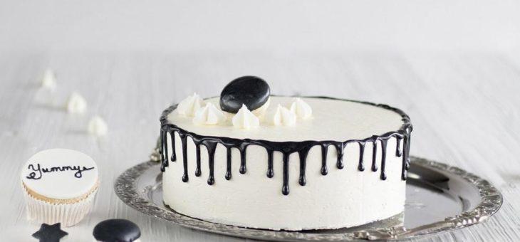 Glänzende Aussichten für Torten & Co. mit Diamond Glaze