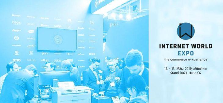 prudsys auf der Internet World Expo 2019: Intelligentes Pricing und kundennahe Personalisierung live am Stand D071 testen