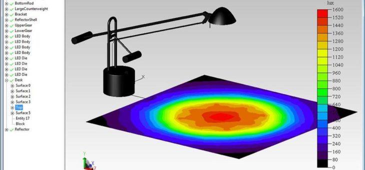 Altair erweitert Portfolio um Design- und Analysesoftware zur Beleuchtungssimulation