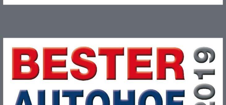 Leser- und Expertenwahl Bester Autohof 2019