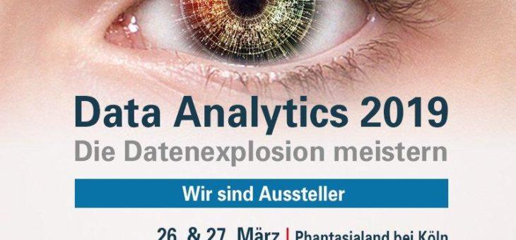 Data Analytics verschafft Vorsprung – Daten-Explosion erfolgreich meistern