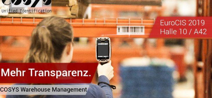 COSYS Warehouse Management – Die Baukasten (Software) Lösung für eine effiziente Lagerverwaltung