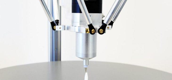 Additive Fertigung mit flüssigen Materialien