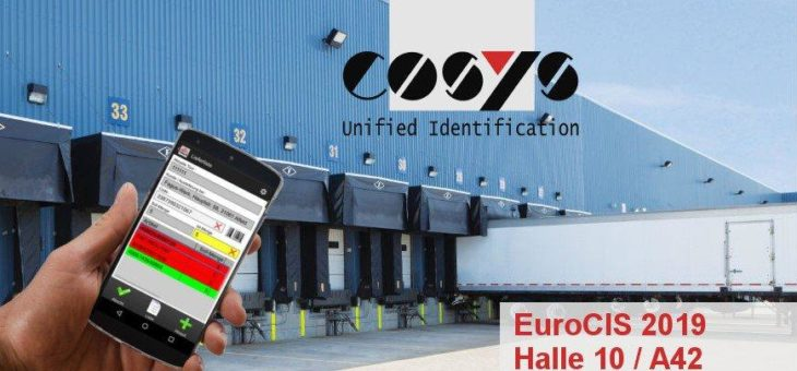 COSYS Ablieferscannung im Transport Management (TMS)