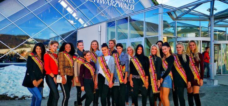 """Zukünftige Miss Germany zu Gast im """"Paradies"""""""