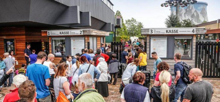 Jobberday 2019 – Aushilfstätigkeiten, Wochenend- und Ferienjobs im Wunderland Kalkar