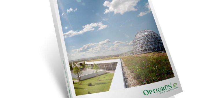 Neue Planungsunterlage für Dachbegrünung und Regenwassermanagement