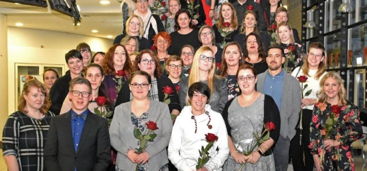 Große sozialwissenschaftliche Absolventenfeier an der Hochschule Koblenz
