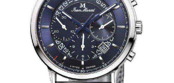 Präzision und Zuverlässigkeit – Jean Marcel präsentiert eine der flachsten Uhren der Welt