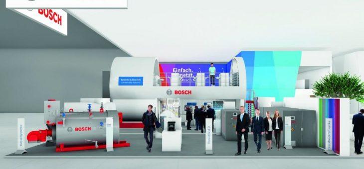 ISH Energy 2019: Mit Bosch in eine digitale und vernetzte Zukunft